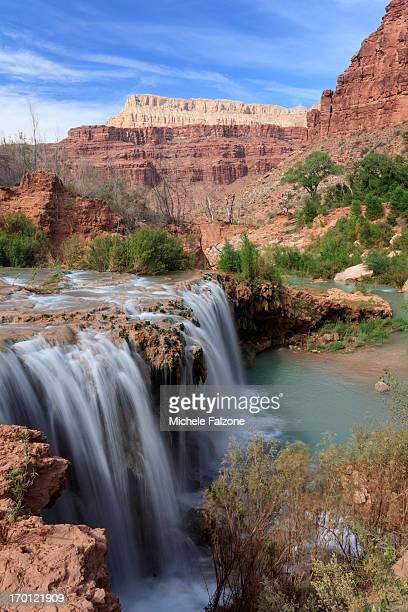 grand canyon national park - havasu canyon stock photos and pictures