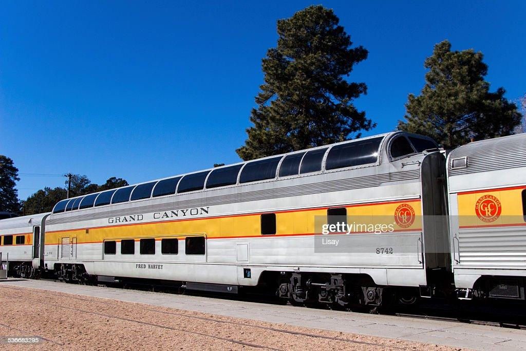 Grand Canyon Railway : Stock Photo
