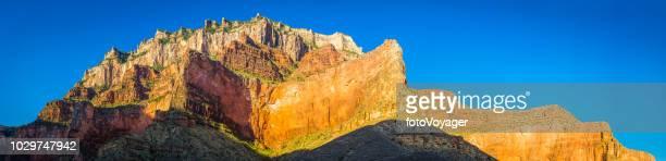Grand Canyon sunrise Mather Point South Rim Tonto Trail panorama