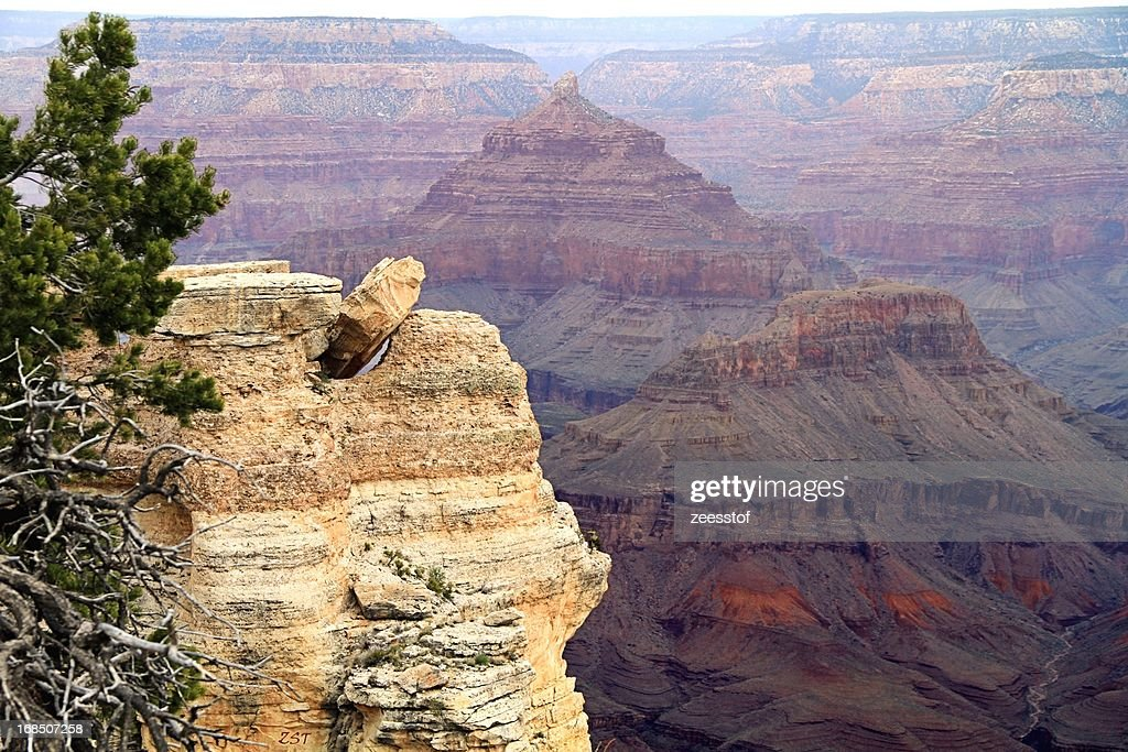 Grand Canyon to the Northwest : Stock Photo