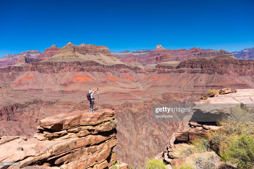 Grand Canyon Reisen : Stock-Foto