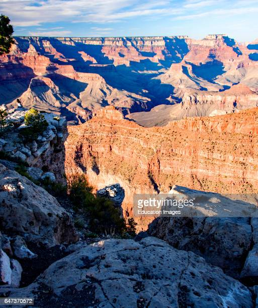 Grand Canyon View from South Rim Arizona