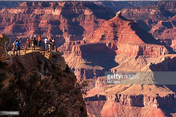 Grand Canyon Yavapai Point Overlook