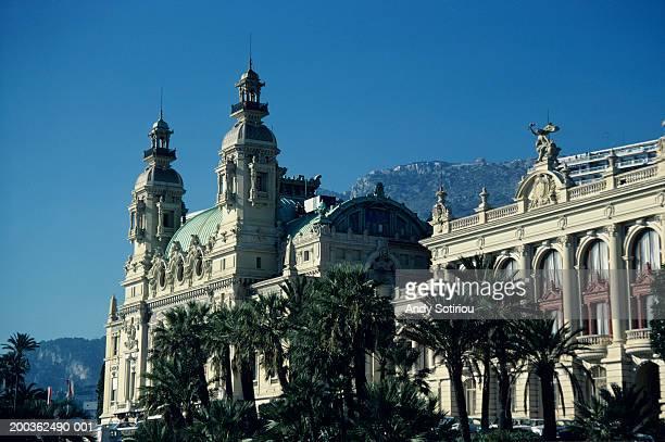 Grand Casino and Formal Garden, Monte Carlo, Monaco