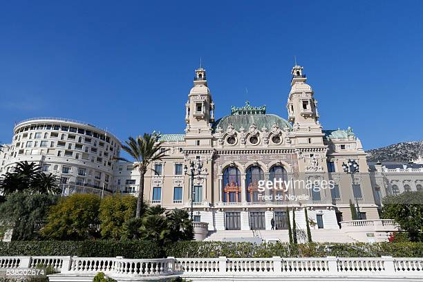 grand casino in monte-carlo. - monte carlo stock pictures, royalty-free photos & images