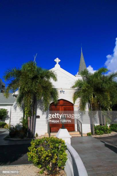Grand Cayman, Cayman IslandsUnited Church.