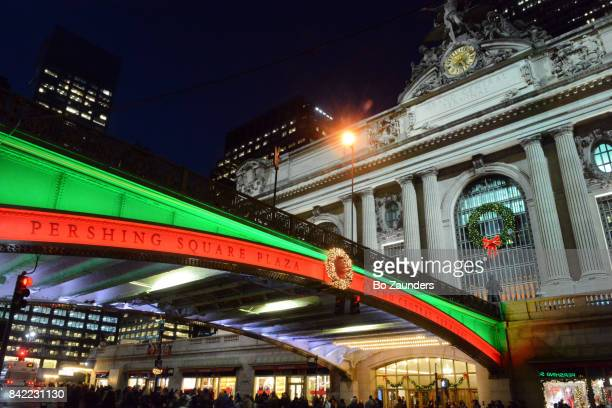 Grand Central at Christmas