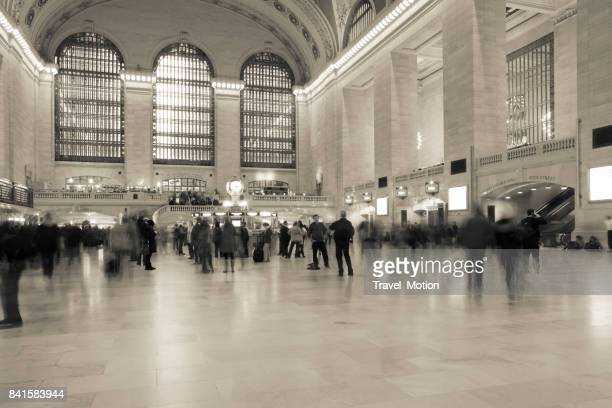 Grand Central Station in Manhattan, New York City