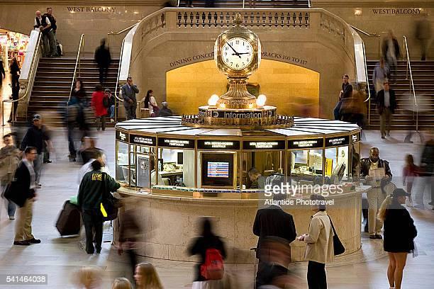 Grand Central Station main railway terminal