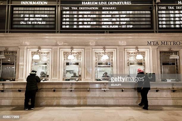 Grand Central Station New York City