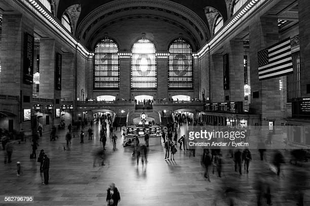grand central terminal - grand central station manhattan stock pictures, royalty-free photos & images