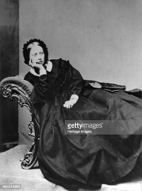 Grand Duchess Alexandra Petrovna of Russia, c1860c-1865. Grand Duchess Alexandra of Oldenburg married Grand Duke Nicholas of Russia , the third son...
