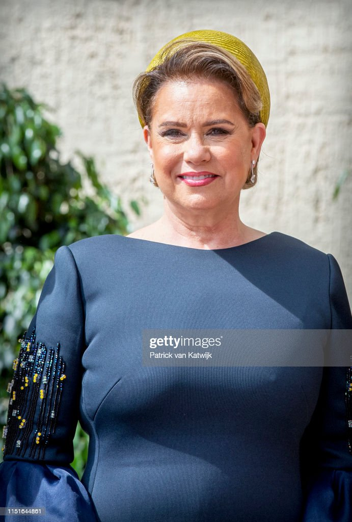 Luxembourg Grand Ducal Family Celebrates National Day 2019 : News Photo