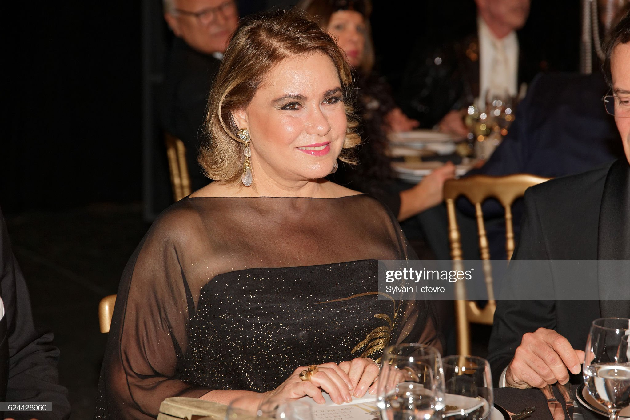 20th Luxembourg Red Cross Ball Gala : News Photo