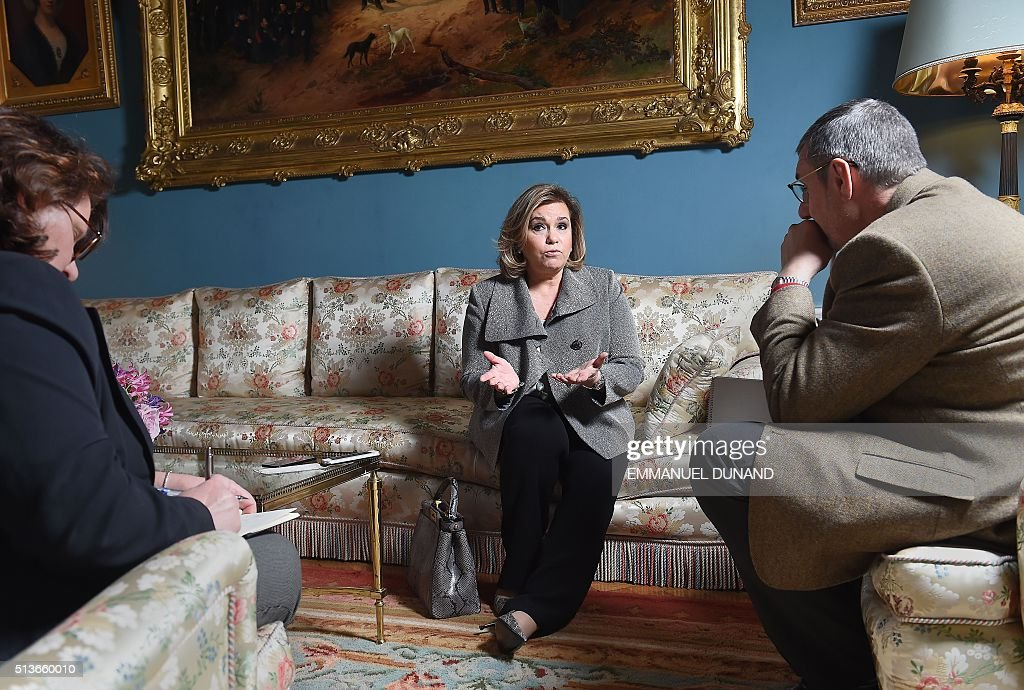 LUXEMBOURG-ROYALS : News Photo