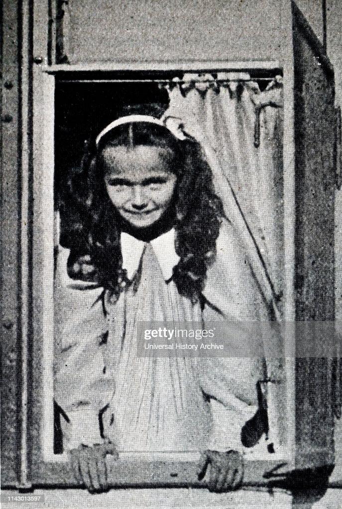 Grand Duchess Olga Nikolaevna of Russia (1895 Ð 1918) eldest daughter of the last Tsar of the Russian Empire : News Photo