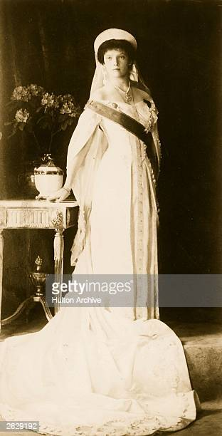 Grand Duchess Tatiana daughter of Tsar Nicholas II