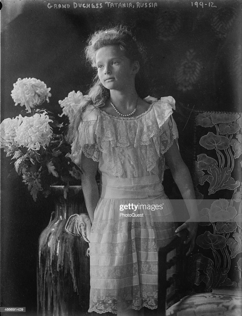Grand Duchess Tatiana Nikolaevna of Russia