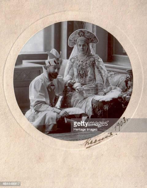 Grand Duke Alexander Mikhailovich and Grand Duchess Xenia Alexandrovna of Russia 1903 Grand Duke Alexander was the fourth son of Grand Duke Michael...
