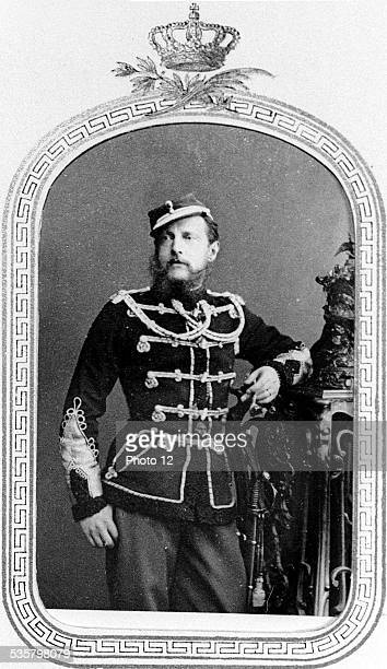 Grand Duke Constantine Nikolaievich of Russia Second son of Nicholas I Brother of Emperor Alexander II Directed the staff and Ministry of the Navy...