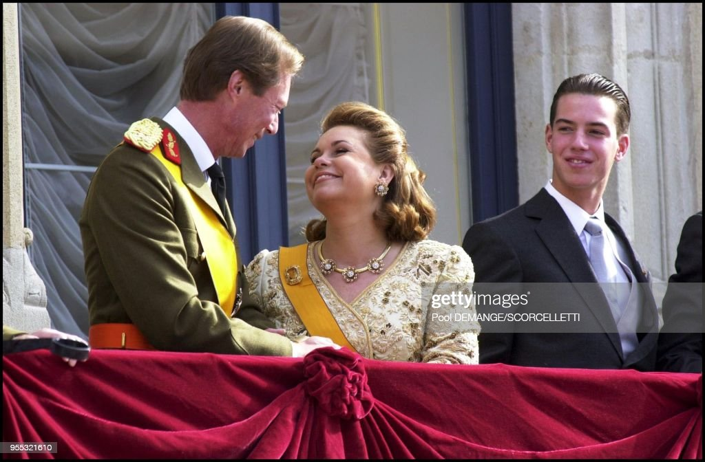 Henri of Luxembourg becomes new sovereign of the Grand Duchy. : News Photo
