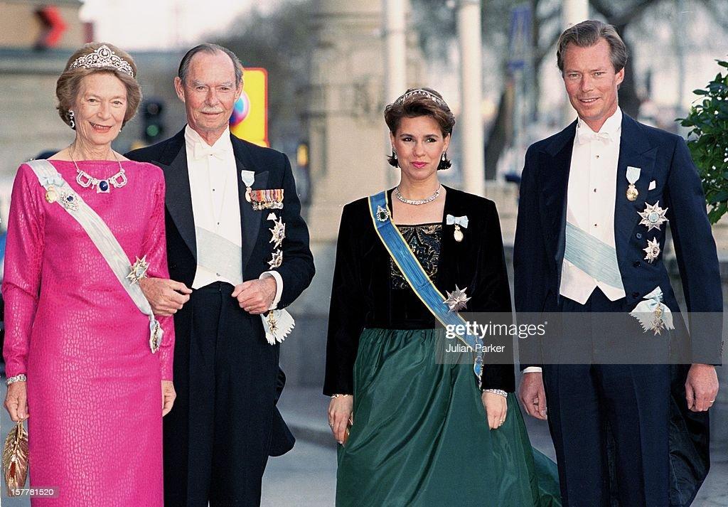 King Carl Gustav Of Sweden'S 50Th Birthday Celebrations : News Photo