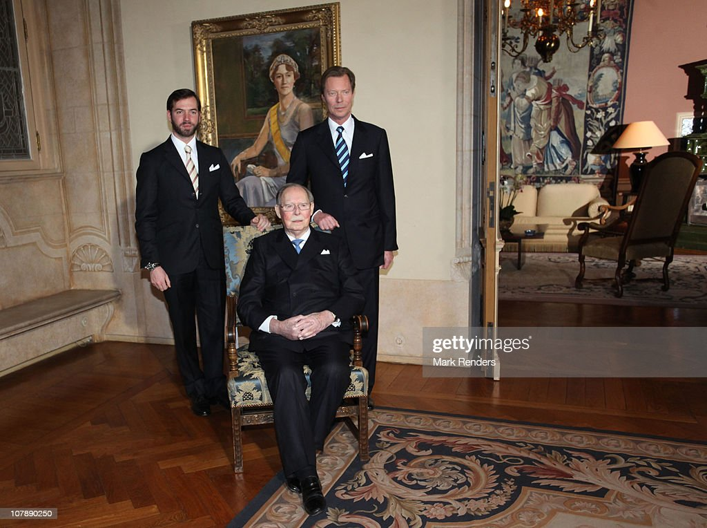 90th Birthday Celebrations Of Grand Duke Jean of Luxembourg : News Photo