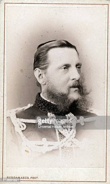 Grand Duke Konstantin Nikolayevich of Russia 1827 – 25 January 1892 second son of Tsar Nicholas I of Russia During the reign of his brother Alexander...