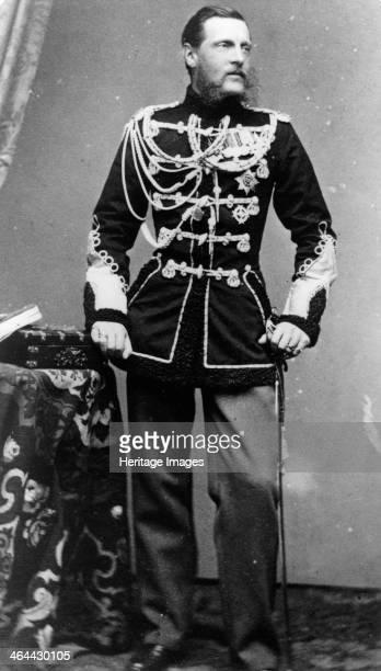 Grand Duke Konstantin Nikolayevich of Russia c1860s Grand Duke Konstantin Nikolayevich was the second son of Tsar Nicholas I and Alexandra Fyodorovna...