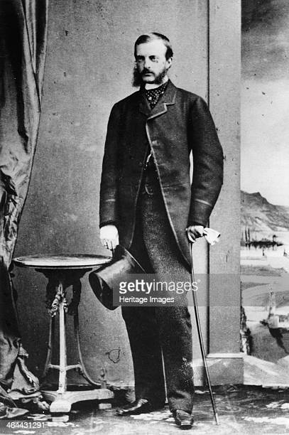 Grand Duke Michael Nikolaevich of Russia, c1860s. Grand Duke Michael was the fourth son of Tsar Alexander I and Charlotte of Prussia. He served as...