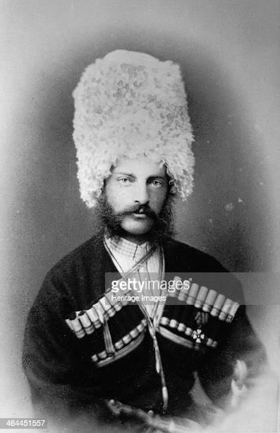 Grand Duke Michael Nikolaevich of Russia c1863c1865 Grand Duke Michael was the fourth son of Tsar Alexander I and Charlotte of Prussia He served as...