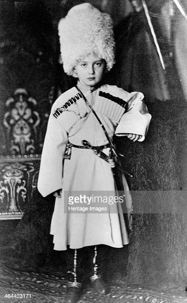 Grand Duke Nicholas Mikhailovich of Russia 1865 Grand Duke Nicholas was the eldest son of Grand Duke Michael Nikolaevich the fourth son of Tsar...