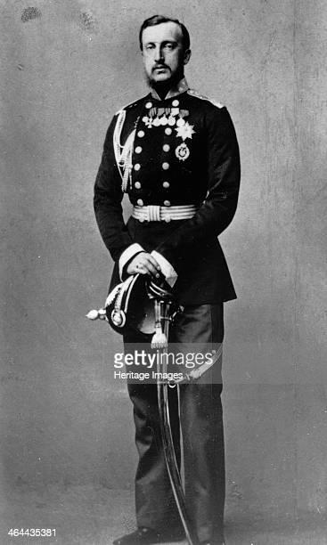 Grand Duke Nicholas Nikolaevich of Russia c1860s Grand Duke Nicholas was the third son of Tsar Nicholas I Found in the collection of the Russian...