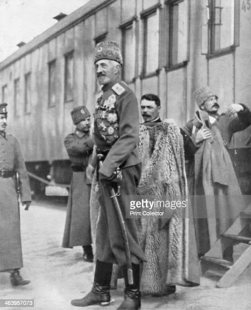 Grand Duke Nikolai Nikolaevich Russian First World War general 1617 March 1917 Grand Duke Nikolai was CommanderinChief of the Russian Army when the...