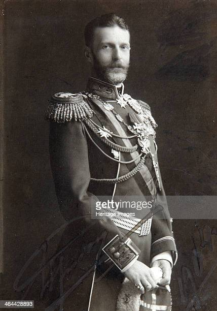 Grand Duke Sergei Alexandrovich of Russia late 19th or early 20th century Sergei Alexandrovich was the fifth son of Tsar Alexander II He was an...