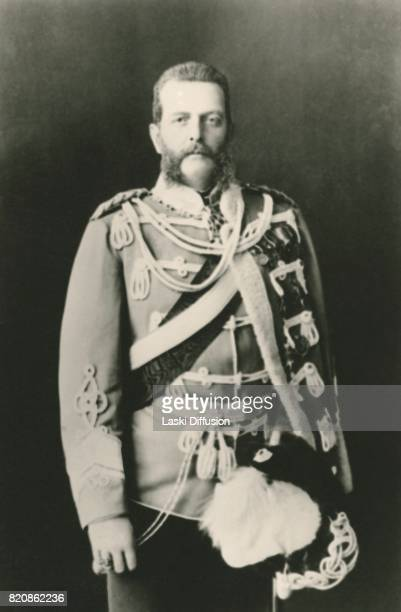 Grand Duke Vladimir Alexandrovich Romanov brother of Tsar Alexander III Russia circa 1900