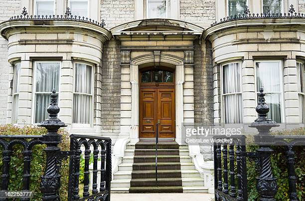 grand entrance - kingston ontario stock photos and pictures