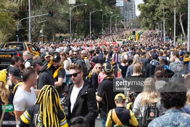 AFL Grand Final Parade - Melbourne