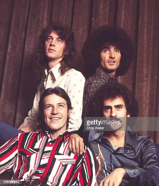 Grand Funk 1973 Craig Frost Mark Farner Mel Schacher and Don Brewer