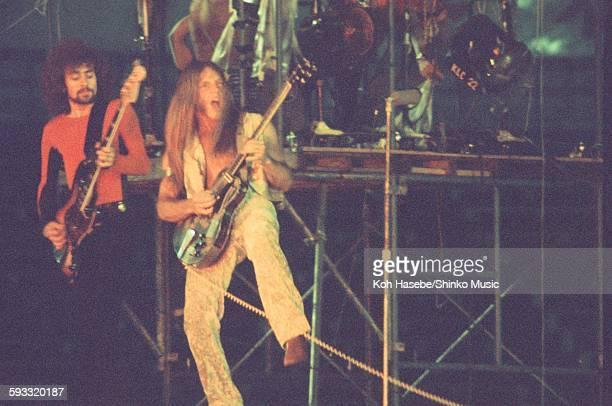 Grand Funk Railroad live at Korakuen Stadium Tokyo July 17 1971