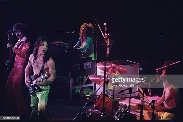 Grand Funk Railroad Performing in Concert