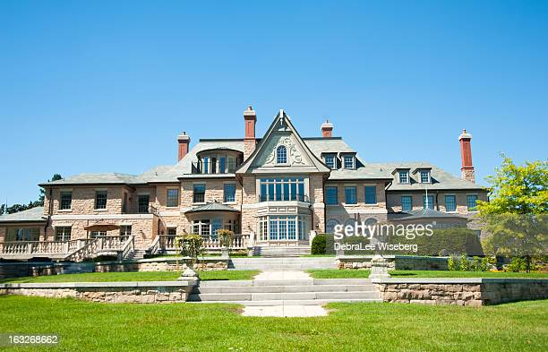 grand home - mansion stock pictures, royalty-free photos & images
