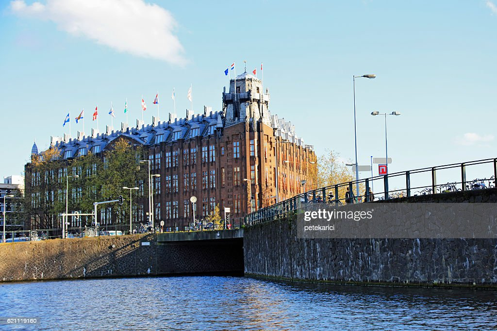 Grand Hotel Amrath Amsterdam Netherlands High Res Stock Photo Getty Images