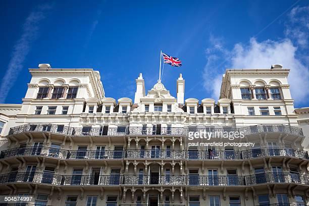 Grand Hotel at Brighton
