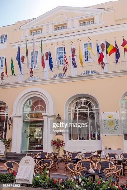Grand Hotel Quisisana, Capri, Italy