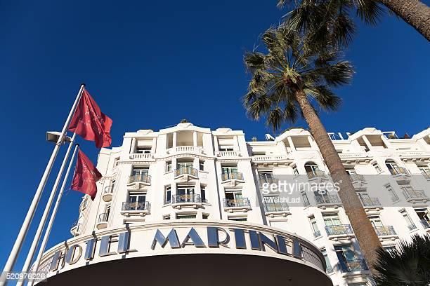 Hôtel Grand Hyatt Martinez, Cannes, sur la Côte d'Azur, en France