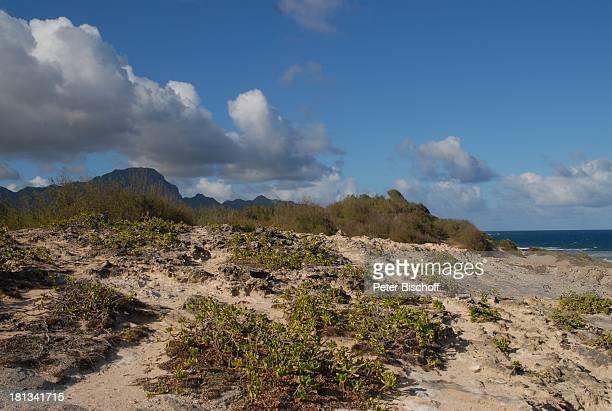Grand Hyatt-Hotel, Kauai, Hawaiian Island, Insel, Süd-Pazifik, Poipu-Beach, Meer, Wasser, Ausblick, Wellen, Küste, Natur, Reise, TP, DIG;P-Nr.:...