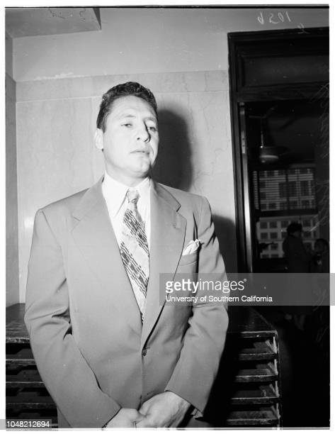 Grand Jury police hearing 9 March 1952 Clare G Riding Sergeant Milton M MurphyDelmar C CunninghamRichard WatersIrving Roth