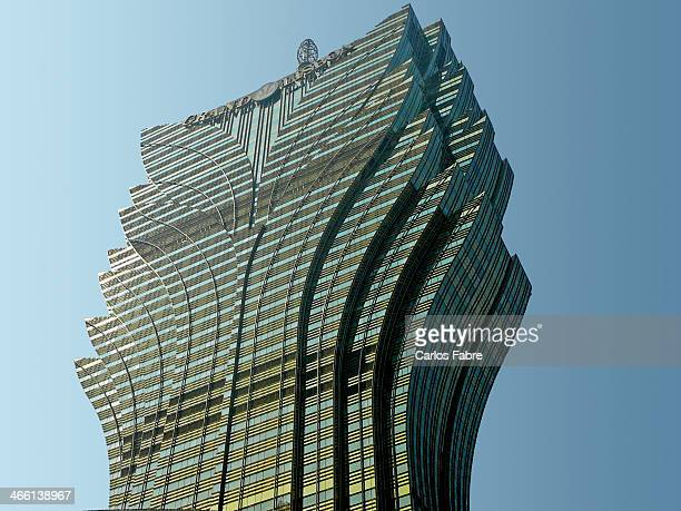 CONTENT] Grand Lisboa Casino is the symbol of Macao Located in the old city the impressive high and shape and pressence make this building impossible...