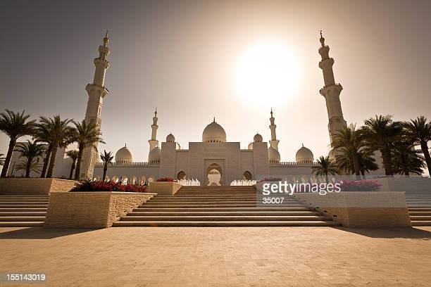 grand mosque - abu dhabi